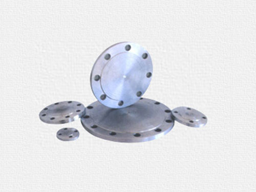 Steel pipe flange cover